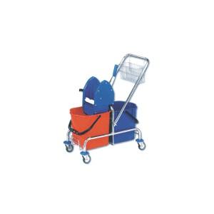 Úklidový vozík   UV 2x17l