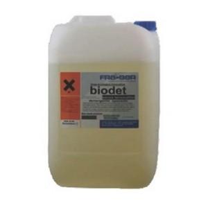 Biodet detergente spazzole